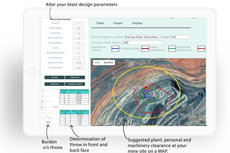 Blast Design Software | Blasting Pattern Software for Mining