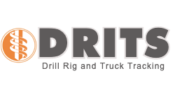 Drill Rig and Truck Tracking